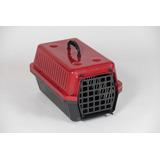 Transportadora Para Gatos Chica 48x30x27 Cm