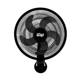 Ventilador Wap Rajada Turbo Parede 75w 127v