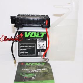 Bateria Moto Biz 100 Cg125 Cargo Ml 125 Xl 125 Volt 2,5 12v