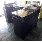 Mueble De Caja, Pasillo Chequador Para Abasto O Supermercado