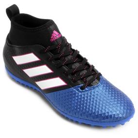 Chuteira adidas Ace 17.3 Tf Society Azul 4cee66f86c023