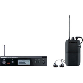 Sistema De Monitoreo Inalámbrico Personal Shure Psm 300 Con