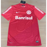 Camisa Do Inter Ano 2013 100% Original Nike Nova - 73