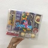 Caja Sugar King De Chocolate