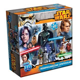 Rompecabezas Star Wars Lenticular Super 3d