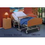 Cama Ortopedica Electrica Elevable Con Colchon
