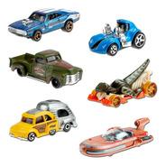Novos Veiculos Sortidos Hot Wheels Valor Unitario Mattel