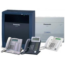 Conmutador Panasonic Kx-ns500 Ip Pbx 10 Lineas 32 Extension
