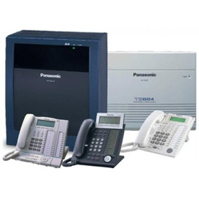 Conmutador Panasonic Kx-ns500 Ip Pbx 10 Lineas 32 Extension