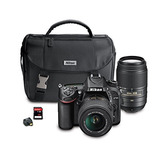 Nikon D7100 Dx-format Digital Slr Camara Bundle !