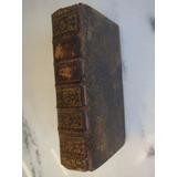 Bíblia Em Francês - Antigo Testamento Publicado Em 1742