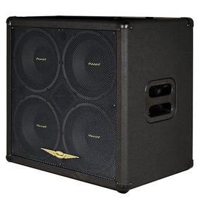 Caixa Contrabaixo 4x10 300w Oneal Obs 410