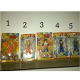 Juguetes Dragon Ball Z Figuras 15 Cm Goku, Gohan Niños