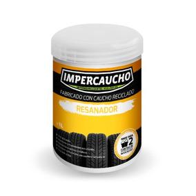 Impercaucho Resanador Caucho Reciclado 1 L