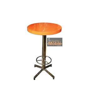 Mesas Circulares Periquera Para Restaurante Bar Antro Lounge