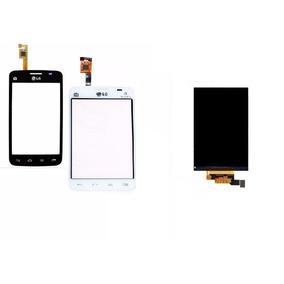 Tela Display + Touch Optimus L4 2 E445 E467 E470 E465 Lg