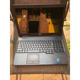 Laptop Core I7 4agen Dell Latitude E5540 500/dis 8/ram 15.6