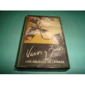 Los Abuelos De La Nada - Vasos Y Besos - Cassette - Nacional