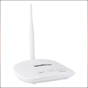 Roteador Wireless Wrn 240 Slim Wifi Intelbras