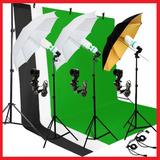 Estudio Fotografico Profesional - Iluminacion Sombrillas Etc