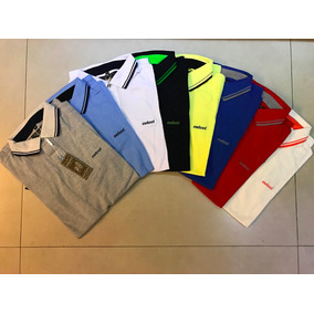 Kit C/4 Camisetas Gola Polo Masculina Da Colcci Pronto Ent