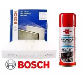 Filtro Ar Condicionado Punto Linea + Higienizador De Cabine