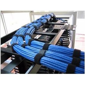 Rollo Velcro 1 .m X 4 .cm Cinta Amarra Cable Cierre Magico
