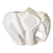 Maceta Decorativa Con Forma De Elefante