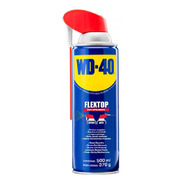 Wd-40 Desengripante/óleo Wd40 500ml Flextop- 340847