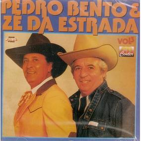 Cd Pedro Bento & Zé Da Estrada - Novo Lacrado***