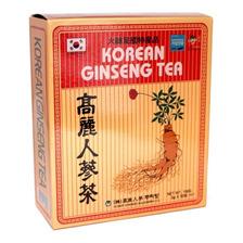 Ginseng Coreano Korean Tea Panax Original Chá 50 Sachês