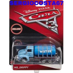 Disney Cars 3 Mr. Drippy Caminhão De Agua + De 300 Mod