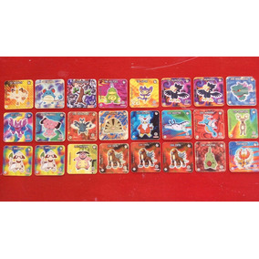 Lote Cards Pokemon Elma Chips