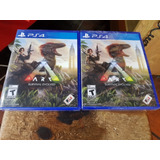 Ark Ps4 Fisico Zona Norte!!!
