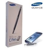 Lapiz Samsung C-pen Galaxy S3/s6/s7 E - Etc-s10c Recoleta!!