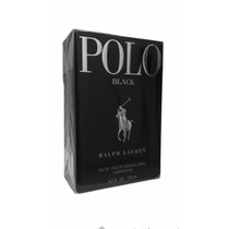 Perfume Polo Black Masculino 200ml Edt - Ralph Lauren