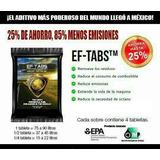 Ef-tabs Ahorra Combustible