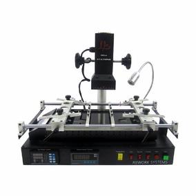 Nueva Maquina De Reballing Ly Ir8500 Con Asesoria E Insumos