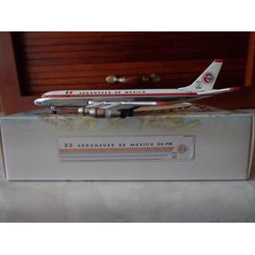 Avion Dc-8-51 Aeronaves De Mexico Olimpiadas 68 1:400