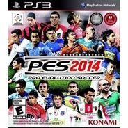 Pes 14 - Pro Evolution Soccer 2014 [ps3 Digital]