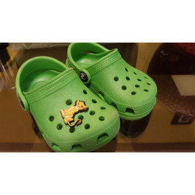 Cholas Crocs Para Bebe