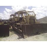Tractor De Oruga Bulldozer Cat D8h