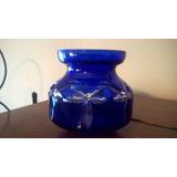 Transferir - Potiche Caramelera Azul Sin Tapa 19 Cm Alto -
