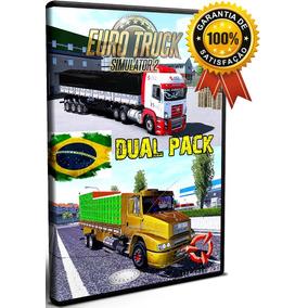 Euro Truck 2 Brasil Total 2018 C/ Patchs Truck E Caminhões