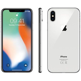 Iphone X 256gb Libres 4g Nuevos 12mp Sellados +mica Oferta!!