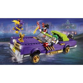 Lego Batman 70906 Coche Modificado Del Guasón Incluye 433 Pi
