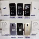 Samsung Galaxy A6 2018 Sellados Originales Libres De Fábrica