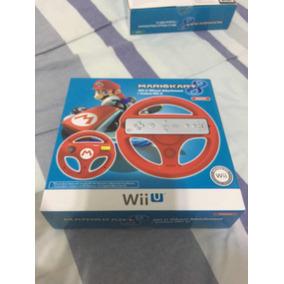 Volante Wiiu Tema Mario - Novo Lacrado