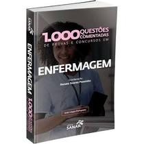 1000 Questões Comentadas Enfermagem Provas E Concur Ed Sanar