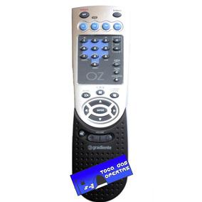 Controle Remoto Para Computador Gradiente Oz-21m Original